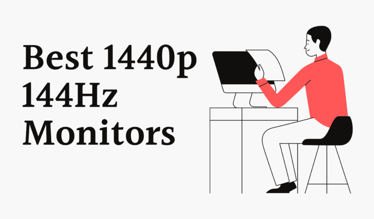 Top 10 Best 1440p 144Hz Monitors 2021 Reviews