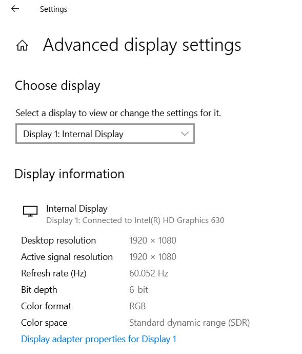 How to Change Monitor Refresh Rate on Windows 10