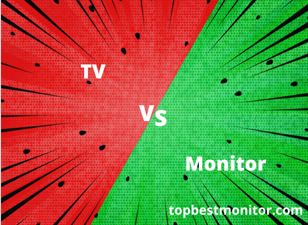 TV vs Monitor Which is Better